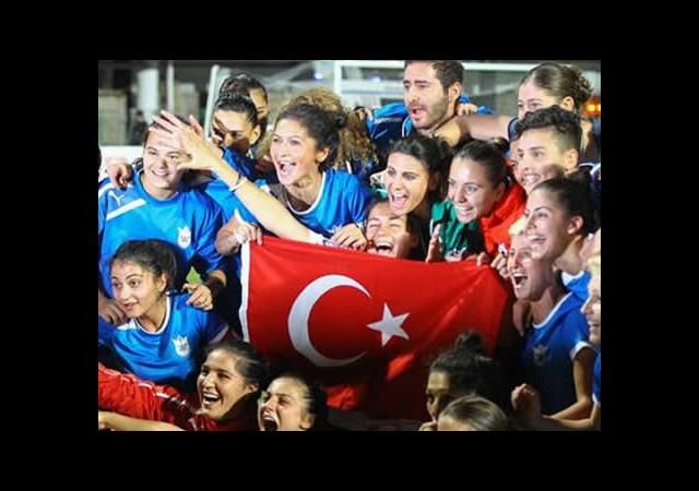 Türk Futbolunda Tarih Yazdılar!