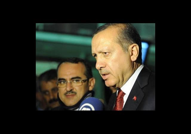 Başbakan: 'Saldırının Yönetimi Suriye Tarafından'