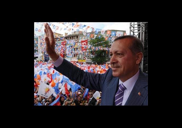 Başbakan Erdoğan Adana'da Halka Seslendi