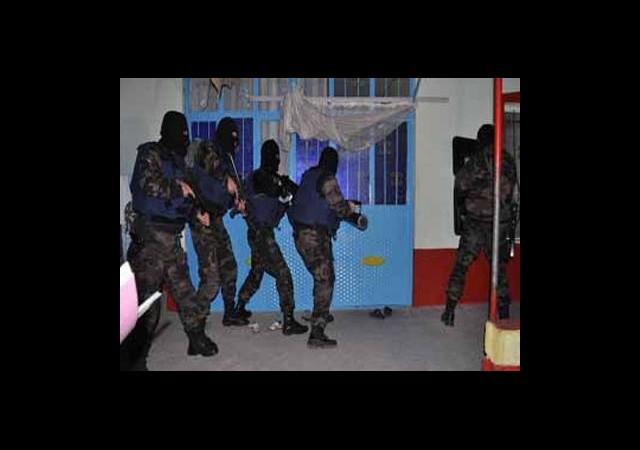 DHKP-C Terör Örtütüne Şafak Baskını
