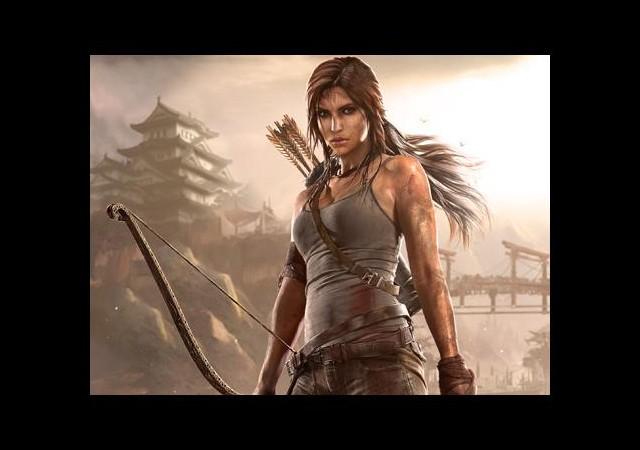 Tomb Raider İOS'a Geldi!