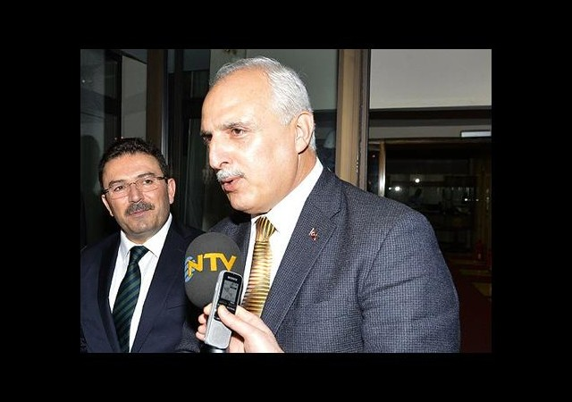 İstanbul Valisi Mutlu, Altınok ile Bir Araya Geldi