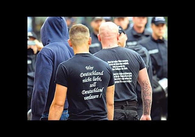 Avrupa Irkçılığına Canlı Tanık Raporu