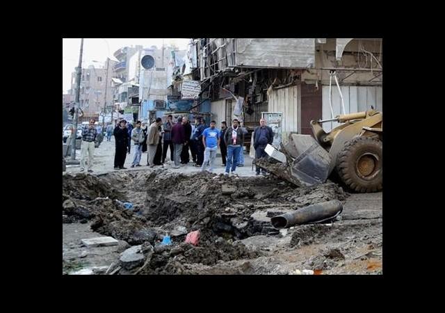 Komşuda bombalı saldırılar: 10 ölü