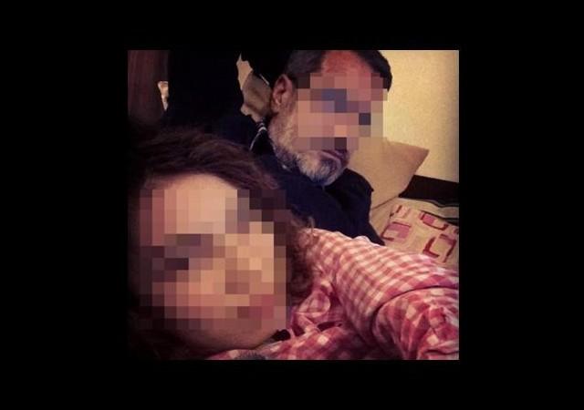 Öğrencisinin çıplak fotoğrafını paylaşmıştı