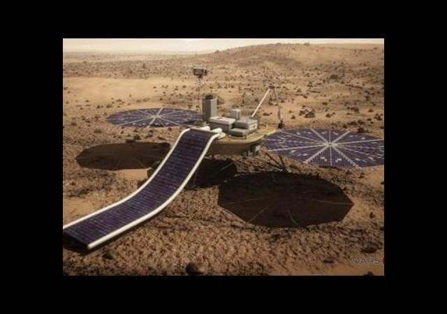 Mars'ta Yaşamak İçin 200.000 Kişi Başvurdu