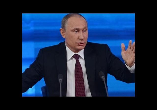 Putin Dalga Geçti
