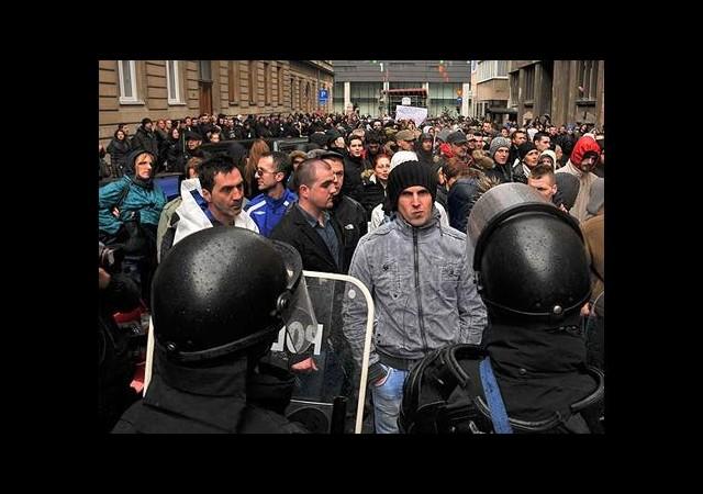 Bosna Hersek'te protestolar bitti