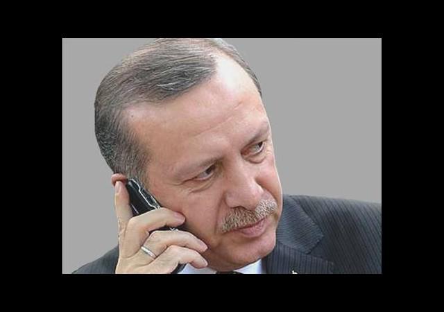 Başbakan Erdoğan'dan Gazze telefonu