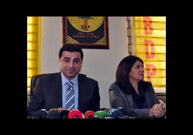 BDP Heyeti Kandil'e Gitti