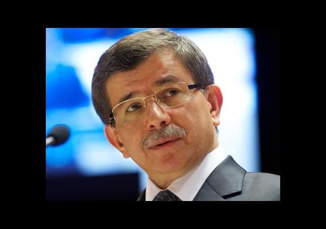 Davutoğlu'dan Kırım açıklaması