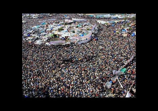 Mısır devrimi sinemada!