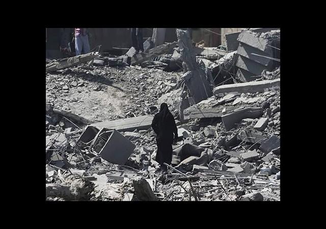 Gazzede ölü sayısı 1867ye yükseldi