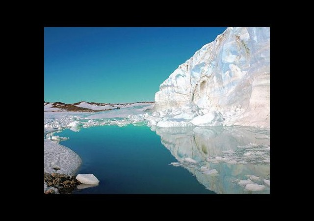 Antarktika Buzunda Elmas Saklı!