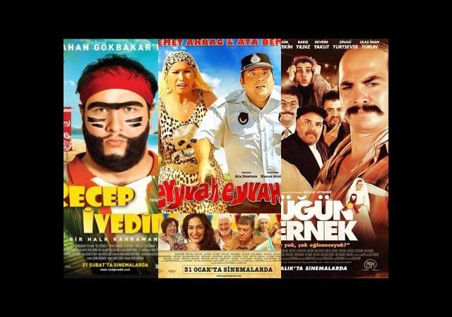 Yılın komedisi sizce hangisi?