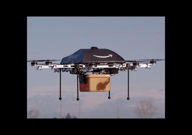 İnsansız Uçaklar Teslimat Yapacak