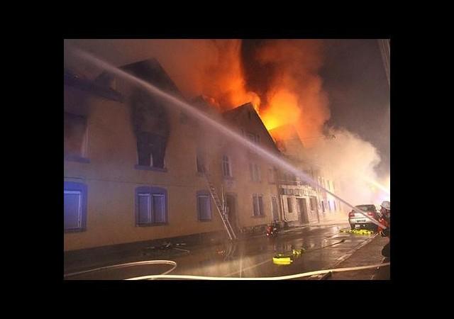 Yangında 3 çocuk öldü