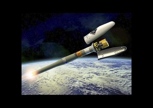 'Gaia' Başarıyla Uzaya Fırlatıldı
