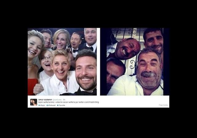 İngiliz basınının ilgisini çeken Türk selfie'si