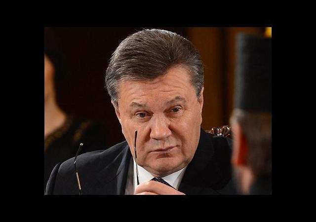 Yanukoviç konuştu