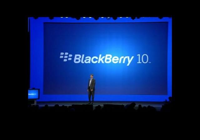 BlackBerry İki Telefonu Çıkmadan İptal Etti