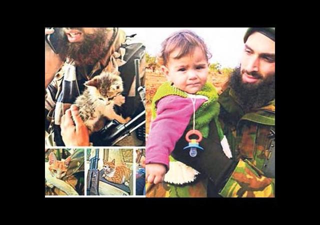 IŞİD'in en ünlü Türk'ü 'Yılmaz'