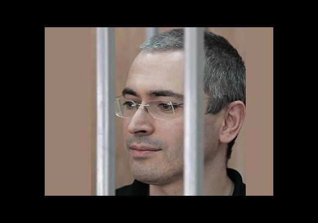 Putin Hodorkovski'yi Affetti