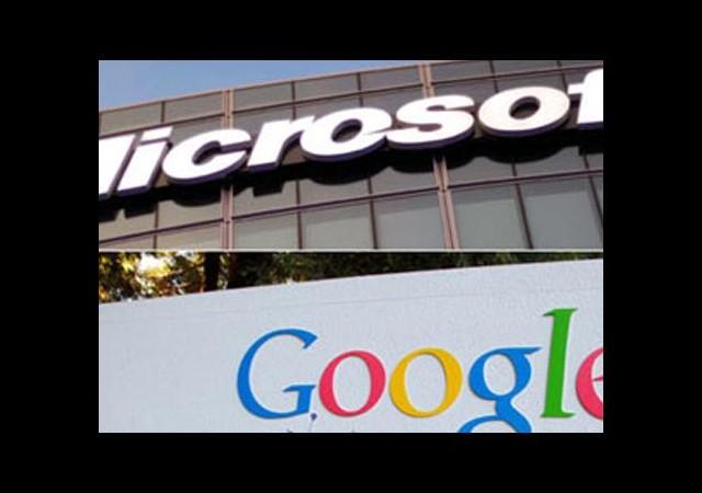 Google'dan Rakibine Sert Çalım!