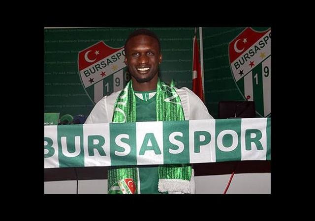 Milanlı yıldız Bursaspor'da!