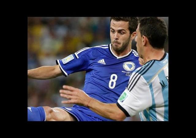 Dünya Kupası'ndan Salih'e büyük övgü