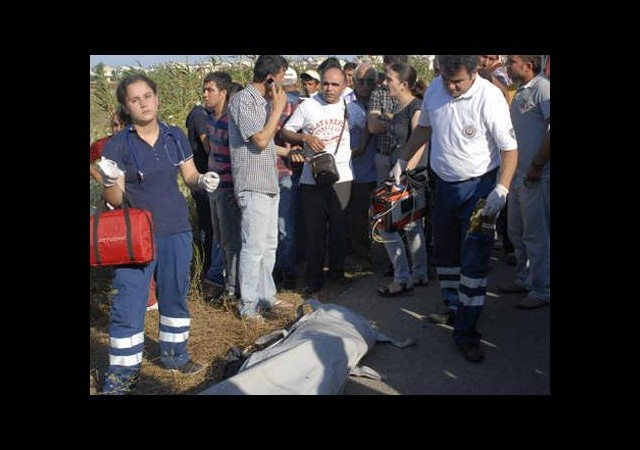 Antalya'da katliam gibi kaza