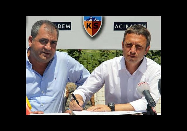 Süper Lig'de sürpriz imza