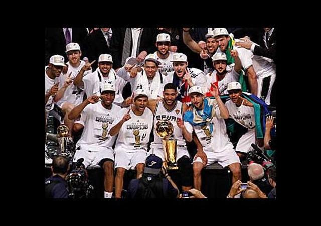 NBA şampiyonu belli oldu!