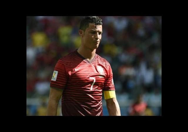 Ronaldo'dan acı itiraf!