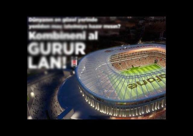 Beşiktaş'tan tepki çeken tanıtım!
