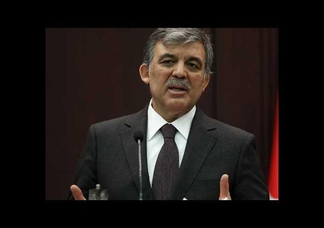 Cumhurbaşkanı Gül'den Berkin Elvan açıklaması