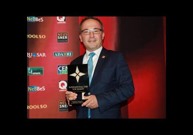 Progroup'a İsviçre'den Ödül!