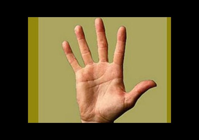 İşaret Parmağınız Uzunsa...
