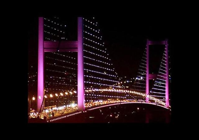 İstanbul'un İki Köprüsünde de Tamirat Var