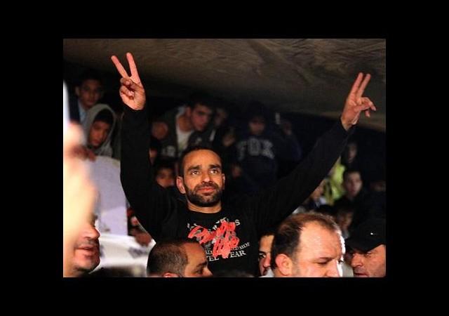 Filistin Direnişinin Sembol İsmi Serbest