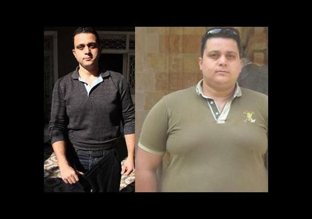 Sevdiği kız reddedince 7 ayda 73 kilo verdi
