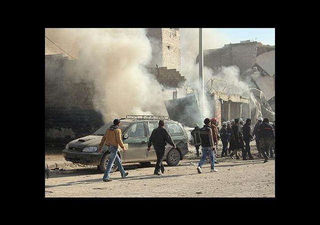 Halep için 'Acil Yardım' Çağrısı