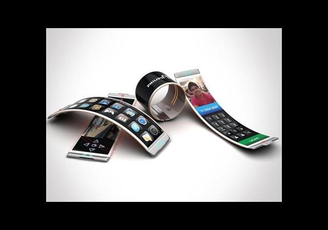 2018 Esnek Ekranlı Telefonların Yılı Olacak
