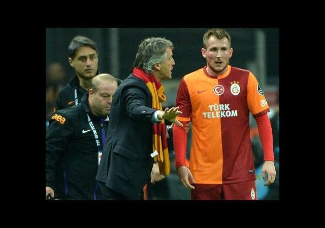 Galatasaray'a tehdit gibi mesaj