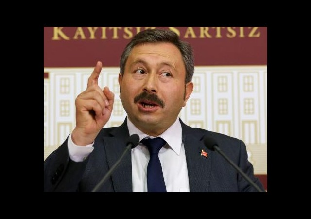 İdris Bal AK Parti'den İstifa Etti