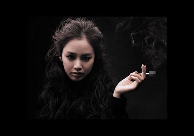 Sigara İçen Dizine Baksın!