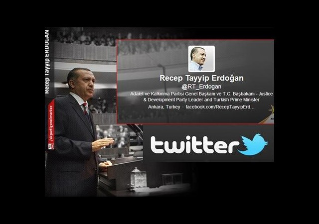 Liderlerin Twitter Karnesi