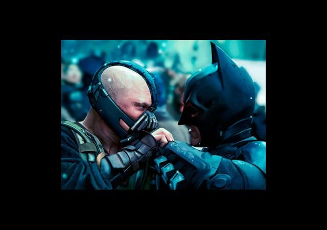 Yine Batman Yine Olay!