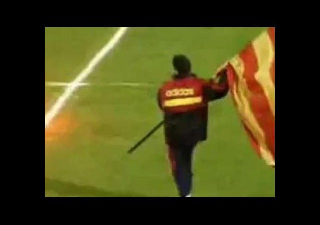 Souness o bayrağı neden dikti?