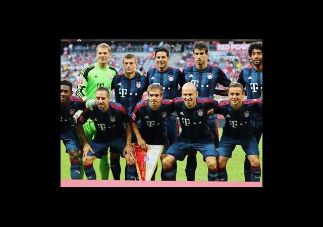 Bayern Münih Durdurulamıyor
